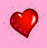 Heart Love Stars Clip Art