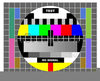 Test Pattern Clipart Image