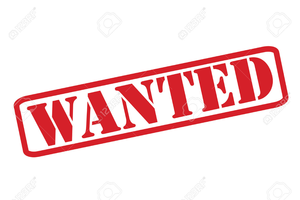 Wanted Clipart Image