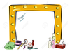 Free Make Up Clipart Image