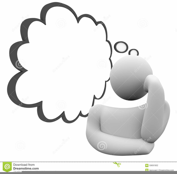 Person Wondering Clipart | Free Images at Clker.com ...