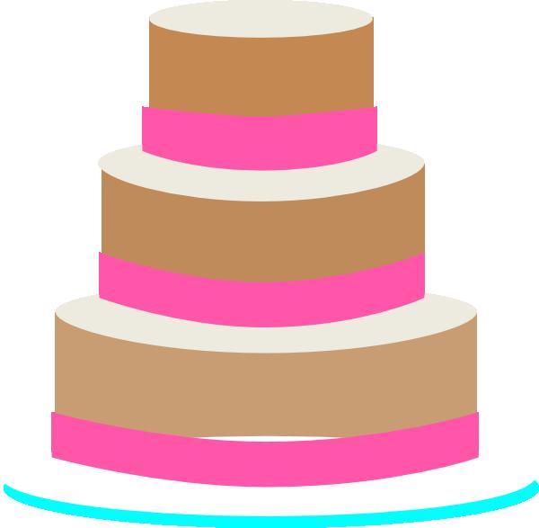 Cake Clipart Png : Wedding Cake Clip Art at Clker.com - vector clip art ...