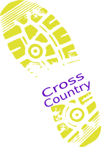 Spencer High School Cross Country Clip Art