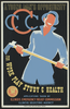 A Young Man S Opportunity For Work, Play, Study & Health  / Bender ; Made By Illinois Wpa Art Project, Chicago. Image