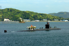Uss La Jolla Ssn 701 Departs For Dsrv Exercise Image
