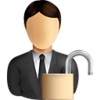 Business User Unlock Image