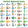 Perfect Network Icons Image