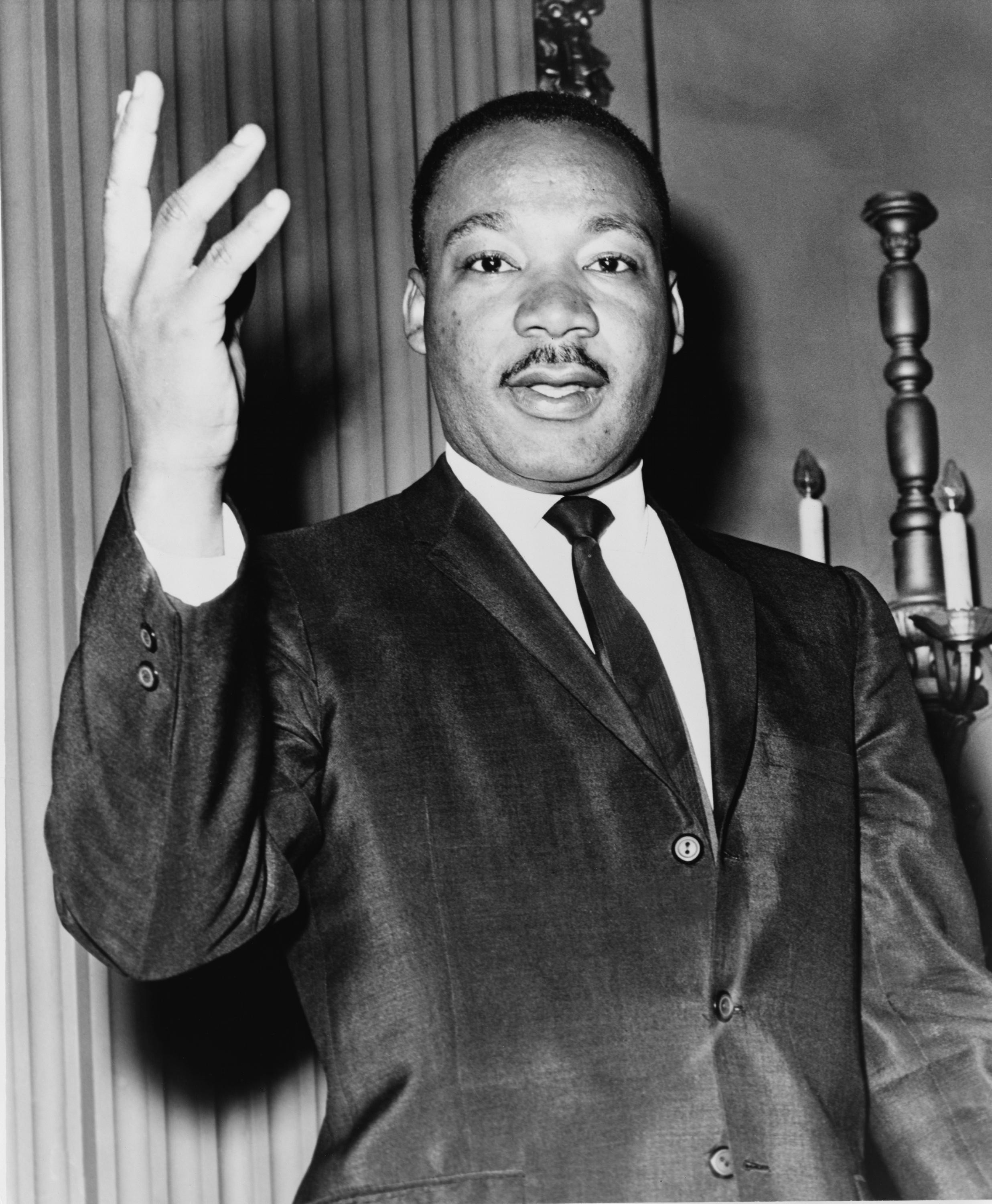 Martin Luther King Jr | Free Images at Clker.com - vector ...