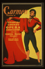 Carmen  Presented By Cuyahoga County Opera Association And The Federal Music Project : Ballet Directed By Madame Bianca. Image