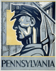 Pennsylvania Worker Blue Collar Image