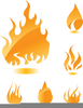 Free Flame Clipart Images Image