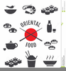 Clipart Japanese Food Image