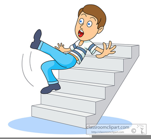 Clipart Falling Down Stairs | Free Images at Clker.com ...