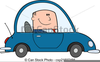 Free Convertible Car Clipart Image
