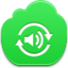 Free Green Cloud Audio Converter Image