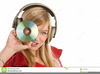 Clipart Of People Listening To Music Image