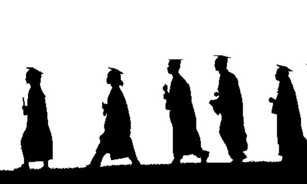 Graduation hat graduation cap and diploma clipart free