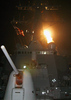 The Arleigh Burke-class Guided Missile Destroyer Uss Donald Cook (ddg 75) Launches One Of Its Tomahawk Land Attack Missiles (tlam) At Military Targets In Iraq. Image
