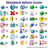 Standard Admin Icons Image