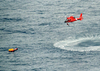 U.s. Navy And Coast Guard Rescue At Sea. Image