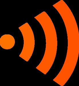 Wifi Logo Right Clip Art at Clker.com - vector clip art ...