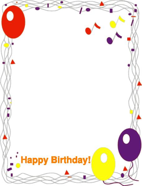 Childs Happy Birthday Cake Image