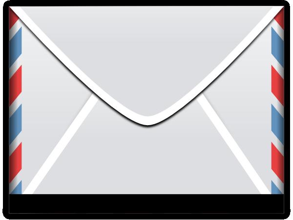 envelope clip art at clker com