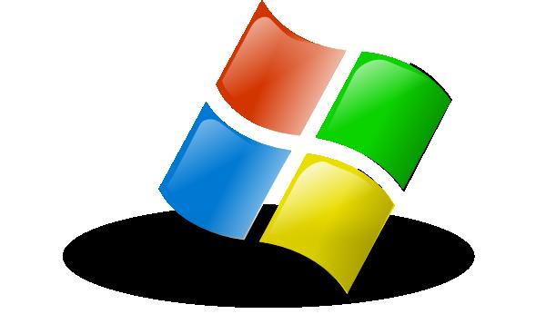 edited windows logo clip art at clker - vector clip art online