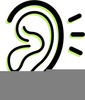 Listening Clipart Free Image