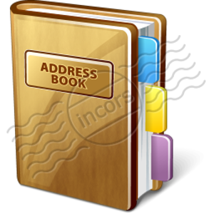 Address Book2 12 Image