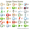 Large Time Icons Image