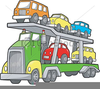 Free Clipart Car Carrier Image