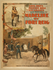 Madeline Of Fort Reno The Sensation Of The 19th Century, Long Bro S, Pawnee Bill And May Lillie S Great Western Military Romantic Play.   Image