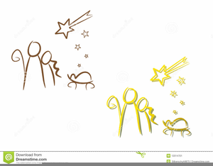 Christmas Nativity Clipart Free Download Image