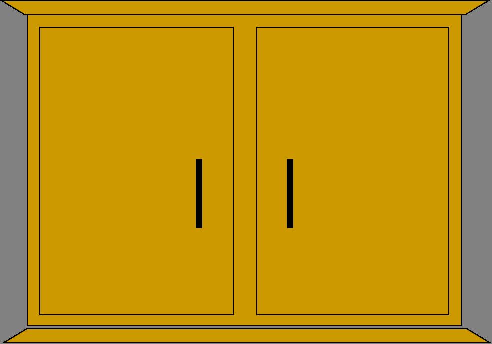 Cupboard Free Images At Clker Com Vector Clip Art