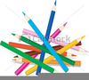 Clipart Crayons Couleur Image