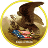 Eagle Of Honor Clip Art