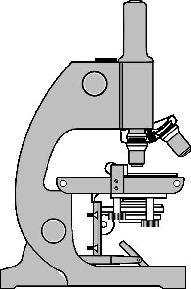 Mikroskop 2 Clip Art At Clker Com