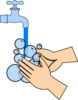 Washing Hands Clip Art