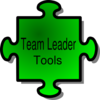Team Leader Tools Clip Art