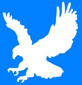White Eagle Clip Art At Clker Com Vector Clip Art Online Royalty Free Public Domain