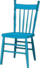Blue Chair Clip Art