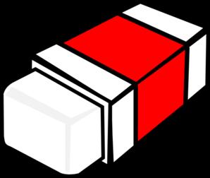 Eraser Clip Art