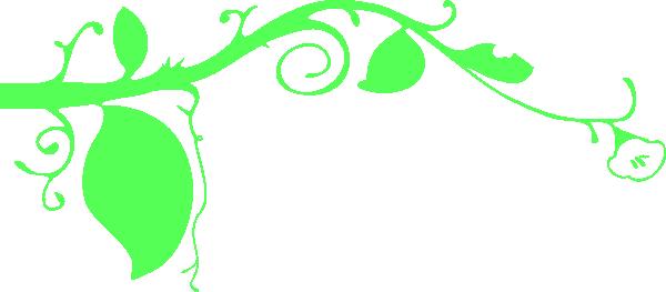 Neon Leaf Clip Art At Clker Com Vector Clip Art Online