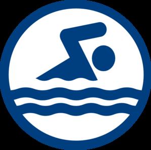 Swim Logo Icon Clip Art At Clker Com Vector Clip Art