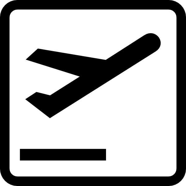 airport gate clipart - photo #28
