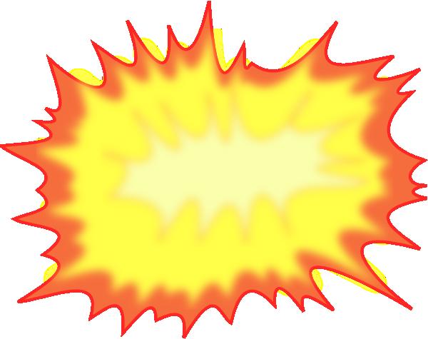Comic Explosion Clip Art at Clker.com - vector clip art ...