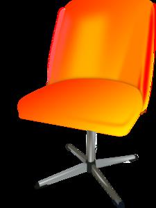 Swivel Chair Clip Art At Clker Com Vector Clip Art