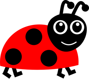 Ladybug Cartoon Clip Art at Clker.com - vector clip art online ...