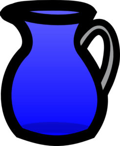 Pitcher Of Water Clip Art